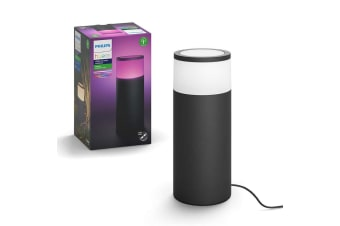Philips Hue Outdoor Pedestal/Post Colour Ambiance LED Light/Lighting Extension