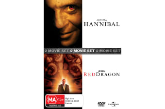 Red Dragon / Hannibal DVD Region 4