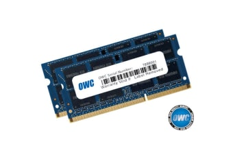 "OWC 16GB memory for MAC (8GBx2) DDR3-1600MHz SO-DIMM MacBook Pro13"" 2011-2012 MacBook Pro 15"""