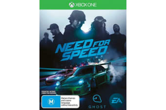 NEED FOR SPEED Xbox One Game - Disc Like New