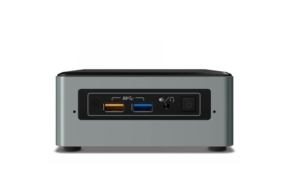 Intel NUC Mini PC Quad-Core Celeron with 2GB RAM & Windows 10 (BOXNUC6CAYSAJR)
