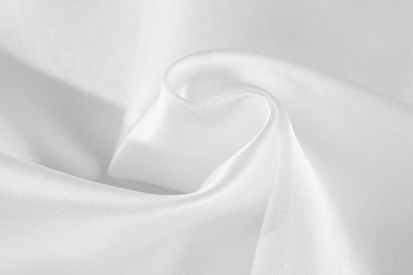 Royal Comfort Mulberry Silk Pillow Cases - 2 Pack - (White)