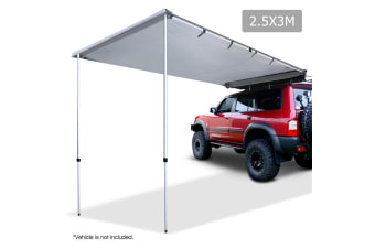 2.5X3M Car Awning  (Grey)