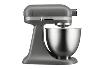 KitchenAid Artisan Mini Stand Mixer - Matte Grey (5KSM3311XAFG)