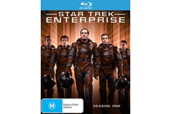 Star Trek Enterprise Season 1 Blu-ray Region B