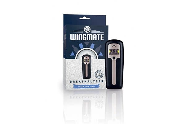 Andatech Wingmate Personal Breathalyser