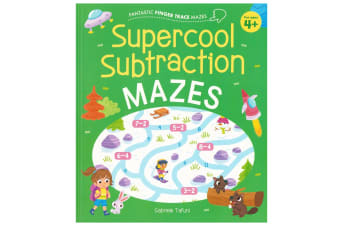 Supercool Subtraction Mazes