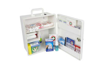 General Workplace Wallmount First Aid Kit