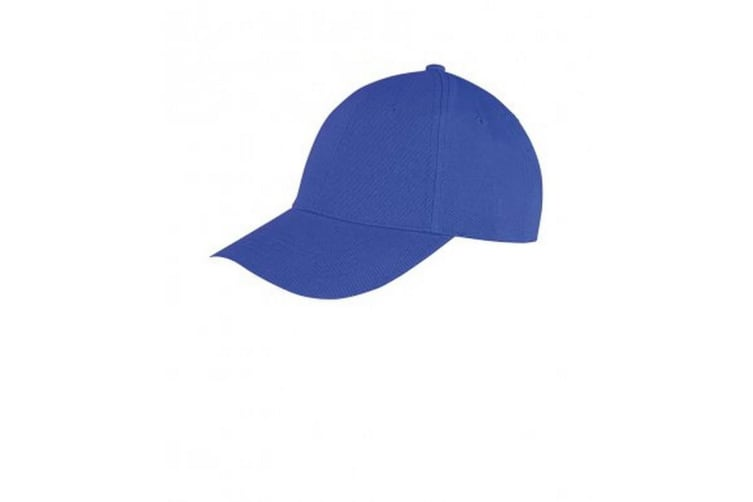 Result Mens Memphis Sandwich Peak Cap (Royal/White) (One Size)