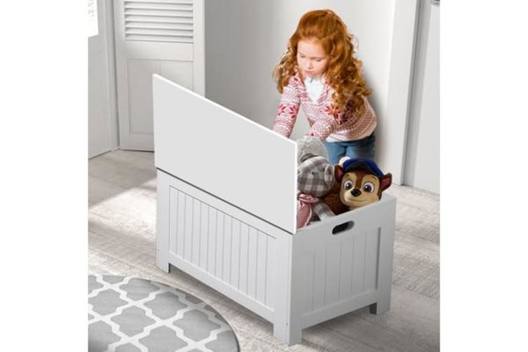 Kids Toy Box Chest Storage Cabinet Container Unit
