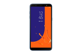 Samsung Galaxy J8 Dual SIM (64GB, Blue)