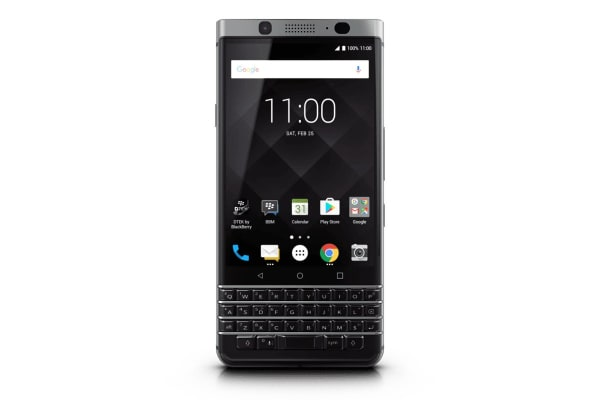 BlackBerry KEYone (32GB, Black/Silver)