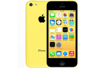 Used as Demo Apple Iphone 5C 16GB Yellow (Local Warranty, 100% Genuine)