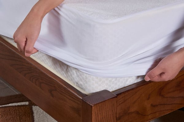 Royal Comfort Bamboo Waterproof Mattress Protector (King)