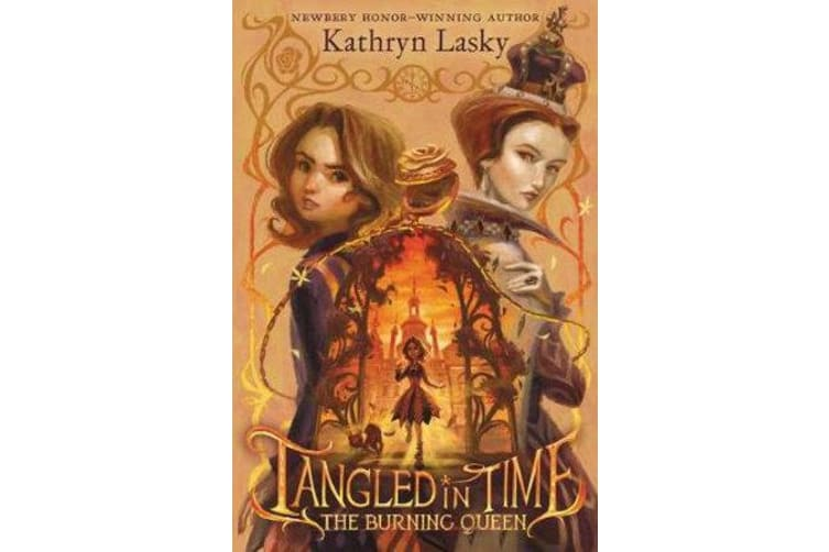 Tangled In Time 2 - The Burning Queen