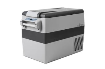 48L Portable Cooler Fridge (Grey)