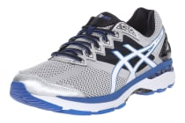 ASICS Men's GT-2000 4 (Silver/White/Royal)