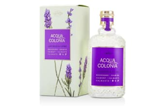 Maurer & Wirtz 4711 Acqua Colonia Lavender & Thyme Eau De Cologne Spray (Unisex) 169ml