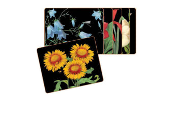Cinnamon Botanicals Placemats Set of 6