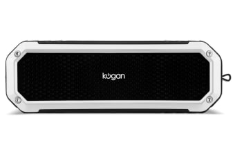 Kogan Portable Water-Resistant Bluetooth Speaker