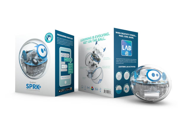 Sphero SPRK+ Edition App-Controlled Robotic Ball