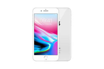 Apple iPhone 8 Plus 256GB Silver - Refurbished Good Grade