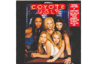 Various – Coyote Ugly PRE-OWNED CD: DISC EXCELLENT
