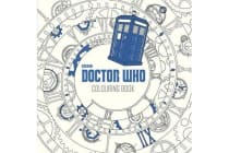 Doctor Who - The Colouring Book