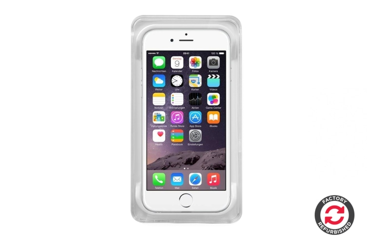 Apple iPhone 6s Plus Refurbished (16GB, Silver) - A Grade