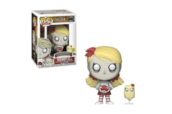 Don't Starve Wendy with Abigail Pop! Vinyl
