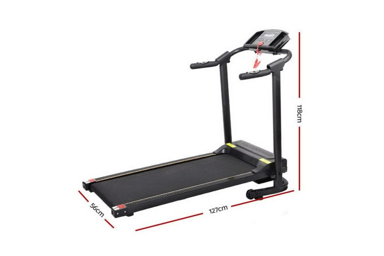 Electric Treadmill Home Gym Exercise Fitness Machine Equipment Running