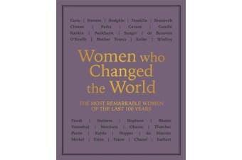 Women who Changed the World - The most remarkable women of the last 100 years