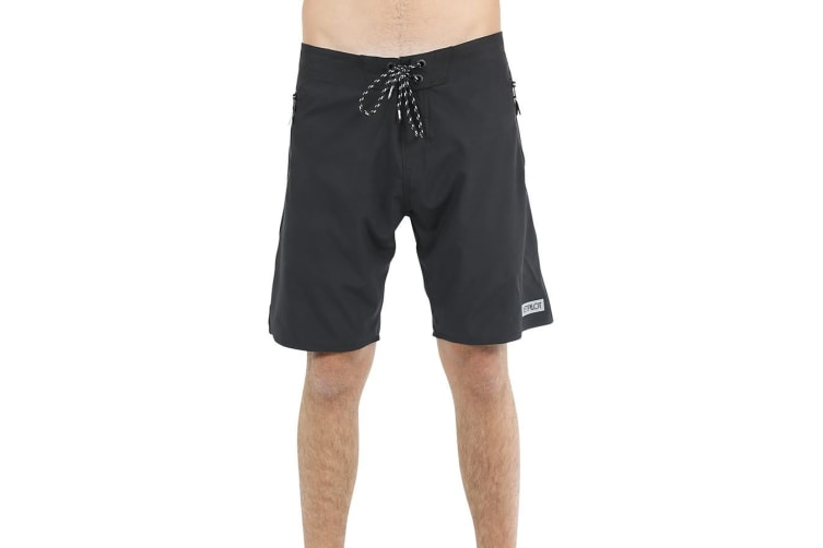 JetPilot Tech One Mens Rideshort - Black - 36