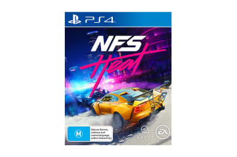 NFS Heat (Playstation 4)