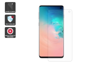 Hydrogel Self-Healing Screen Protector for Samsung Galaxy S10