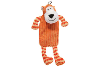 Danish Design Pet Products Lucy The Lion Toy (Orange) (13in)