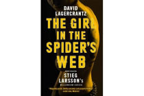 The Girl in the Spider's Web - Continuing Stieg Larsson's Millennium Series