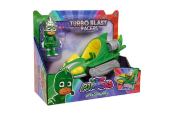PJ Masks Turbo Racer Gecko and Gecko  Mobile