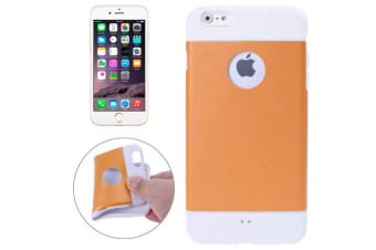 For iPhone 6S 6 Case Modern Shell High-Quality Durable Shielding Cover Orange