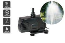Fountain Pond Pump - 2400L/H