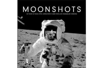 Moonshots - 50 Years of NASA Space Exploration Seen through Hasselblad Cameras
