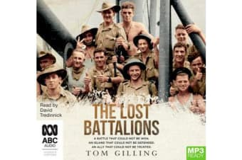 The Lost Battalions