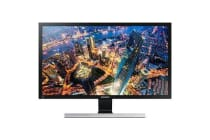 "Samsung LU28E590DS/XY 28"" UHD Monitor 3840x2160 1ms 60Hz VESA FreeSync DisplayPort+2xHDMI"