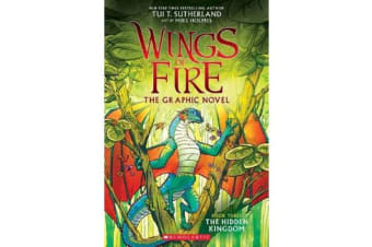Wings of Fire GraphiX #3 - The Hidden Kingdom