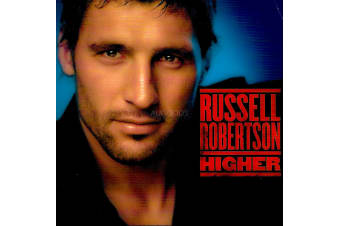 Russell Robertson - Higher BRAND NEW SEALED MUSIC ALBUM CD - AU STOCK