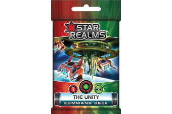 Star Realms - Command Decks - The Unity (single pack)