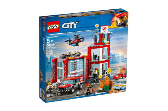 LEGO City Fire Station (60215)