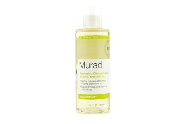 Murad Resurgence Renewing Cleansing Oil for Face, Eyes, and Lips (180ml/6oz)