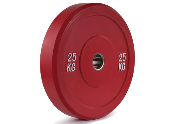 Fortis Bumper Weight Plate (25KG)