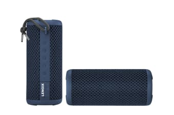 Lenoxx IPX7 Waterproof Bluetooth Speaker - Blue